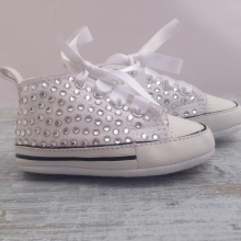 converse baby bianche